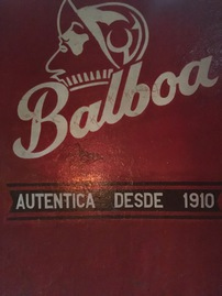 Реклама на бира Балбоа